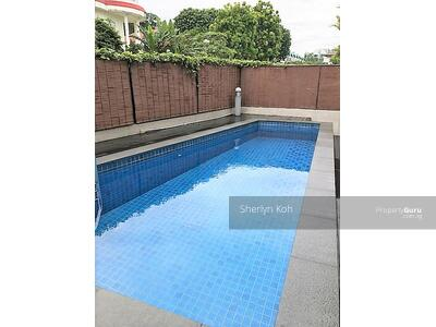 For Rent - Nice Tropical Semi-detached with Pool