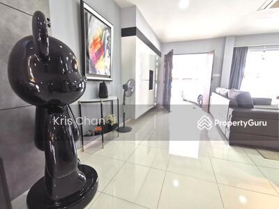 For Sale - Chempaka Avenue Freehold Terrace A&A done