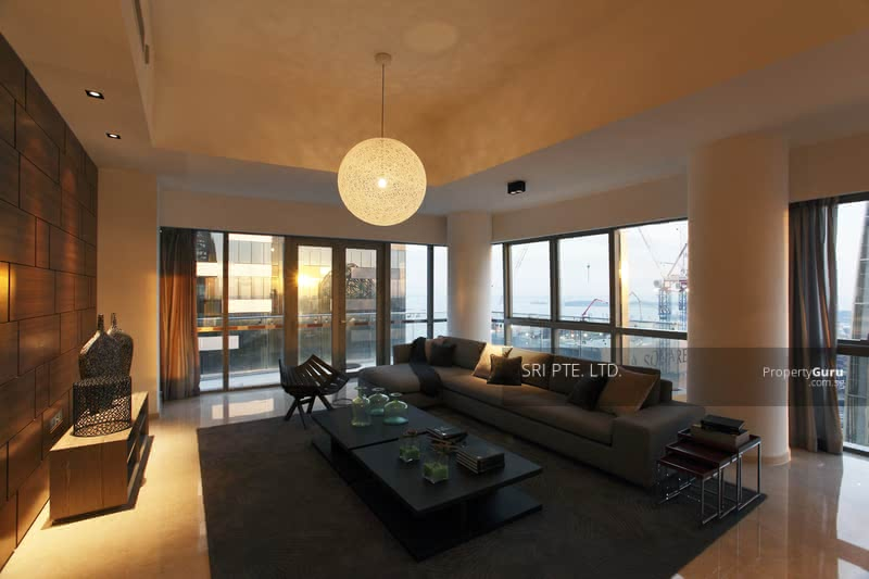 Penthouses in Marina Bay #129506815