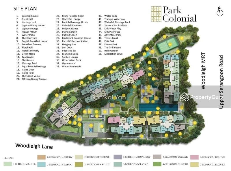 Park Colonial #129520335