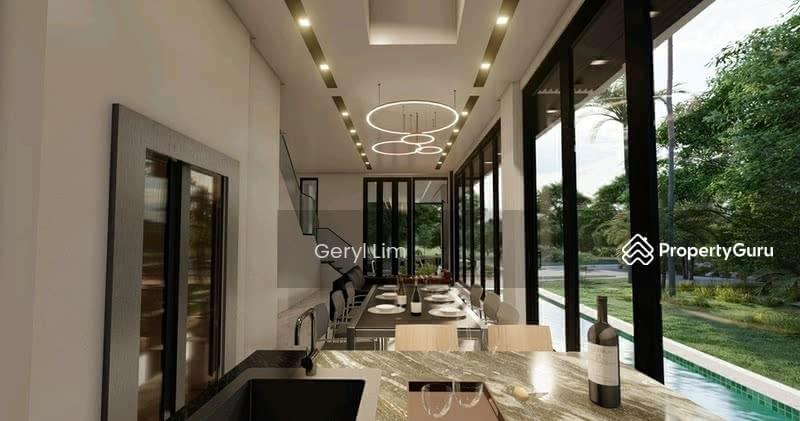 ⭐️⭐️ LANDED7772@ Last Brand New Corner Terrace With Pool & Lift #129541329