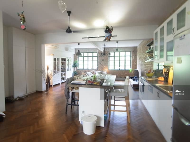 Classy Tiong Bahru With Perfect Kitchen! Large One Bed #129547521