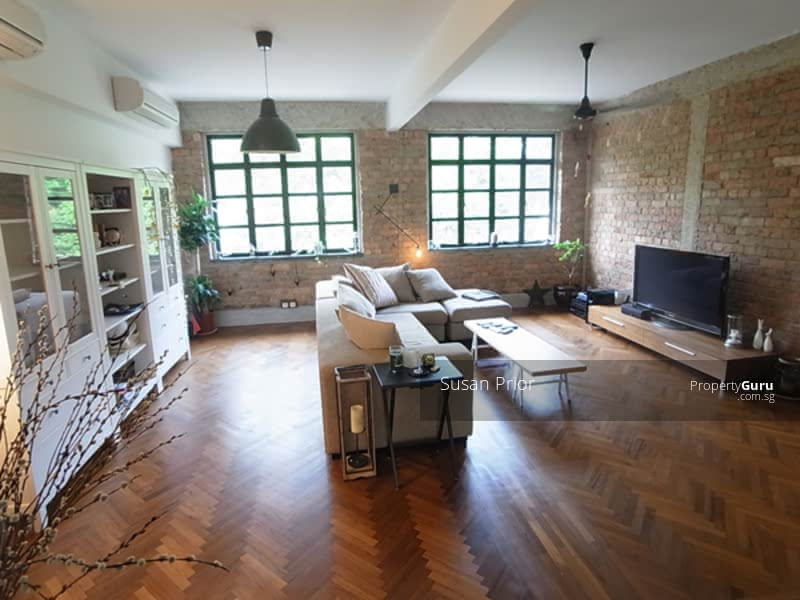 Amazing Tiong Bahru One Bed Ultimate Reno! #129547883