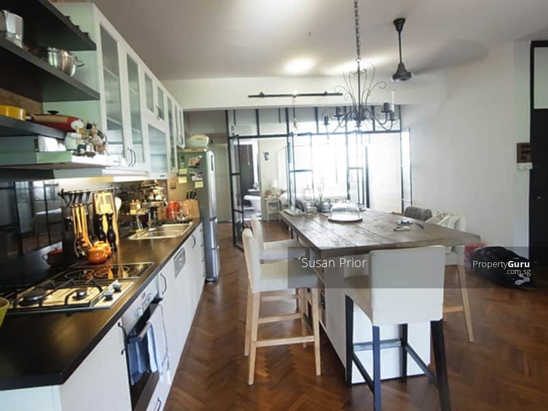 Amazing Tiong Bahru One Bed Ultimate Reno! #129547885