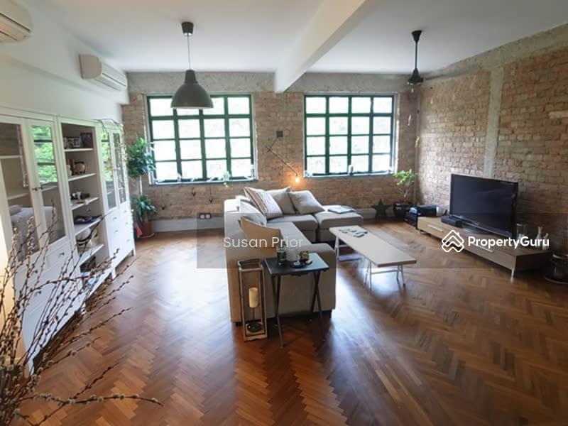 Tiong Bahru 1000sqft Stylish Perfection 1 Bed/Brick Walls #129548081
