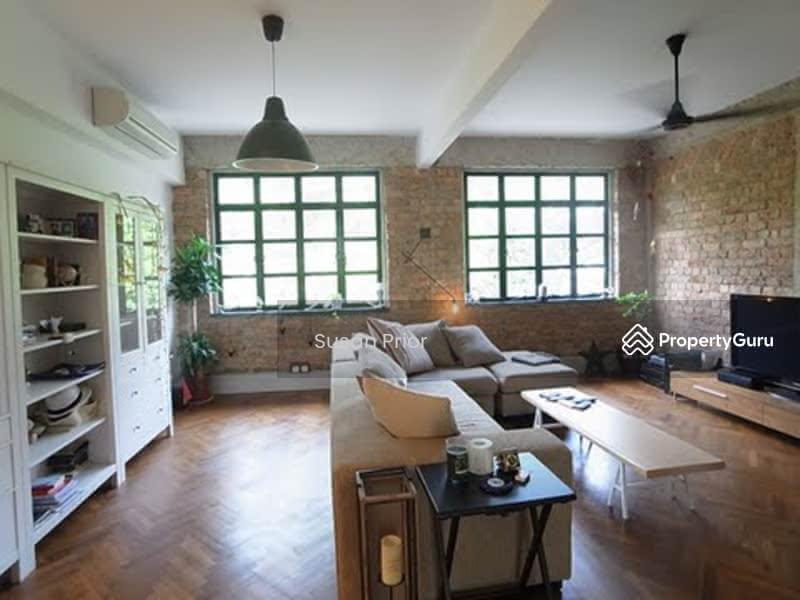 Tiong Bahru 1000sqft Stylish Perfection 1 Bed/Brick Walls #129548085