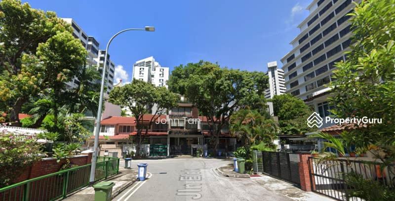 Jalan Elok   Jalan Jintan   Jalan Lada Puteh   District 9 Orchard Inter Terrace House #129549451