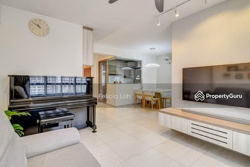 33 Ghim Moh Link - Living Room
