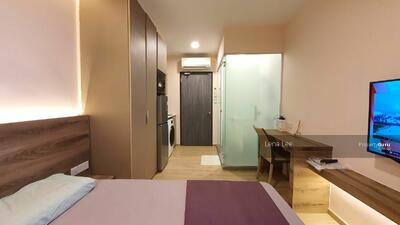 For Rent - New studio  near lavender  MRT inclusive  utilities internet house keeping