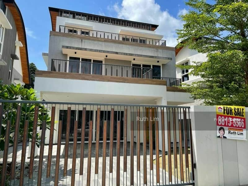 For Sale - Brand new Bungalow near Punggol Settlement