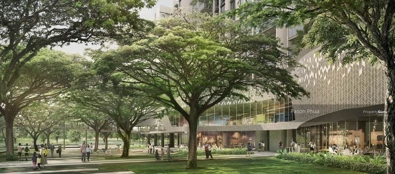 The Woodleigh Residences #129602473