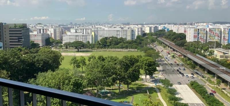 Panoramic view from North Park Residences #129616925