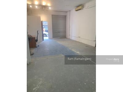 For Rent - Ground floor apartment for workers plus storage