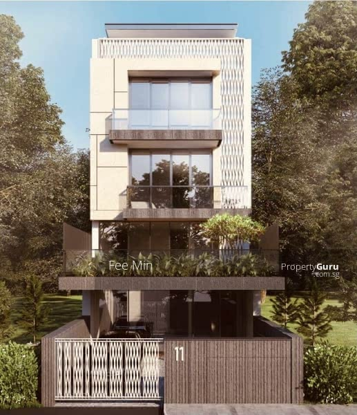 Orchard Road Brand New terrace house #129634317