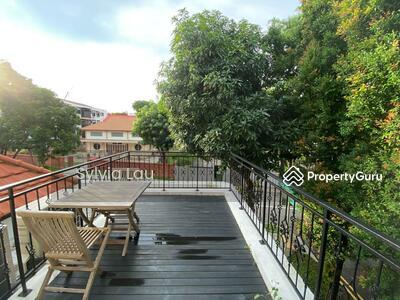 For Sale - Renovated 3 storey Semi-Detached  minutes walk to future Marine Terrace MRT