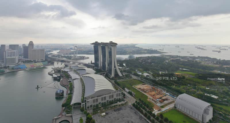 Direct view, singapore best view.