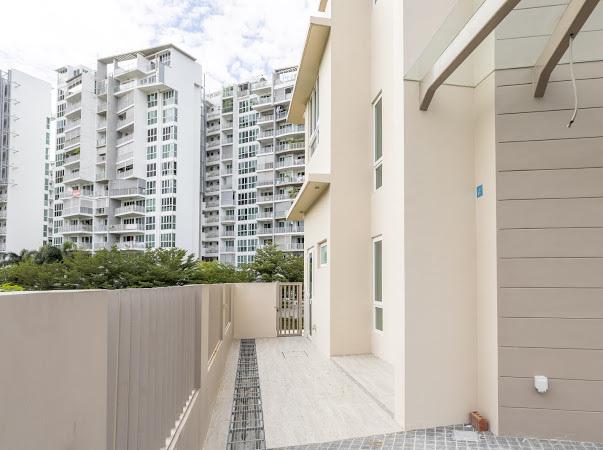 New list ! Brand New Detached house @ Jalan Sajak- Sembawang Shopping Centre - Min MRT! Rare! #129857953