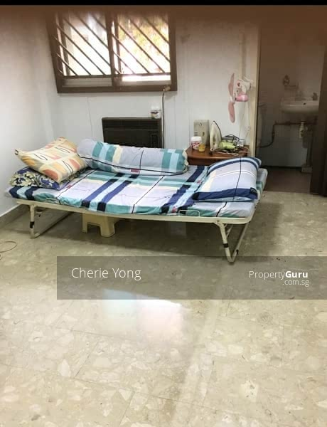 Good size Master bed room