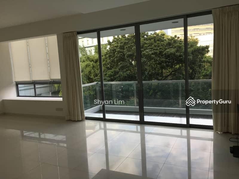 Living Hall with Balcony