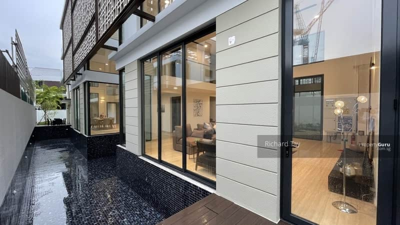 *** Brand New Modern Luxury Living Home With Lift, Out House and Pool *** #129723051