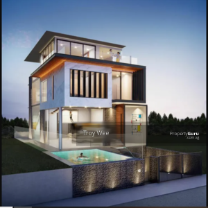 For Sale - NEW 2. 5sty Modern SD One Tree Hill