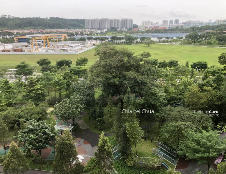 Unblocked/Park/Greenery View