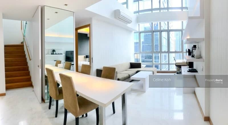 Luxury Prestigious Duplex Condo near Tanjong Pagar #129777543