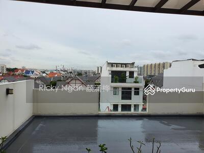 For Sale - Freehold Inter Terrace near Kovan MRT