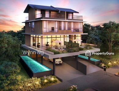 For Sale - Brand New Semi Detached @ Kembangan Estate TOP SOON
