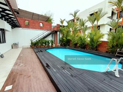 For Sale - Hilltop Resort Villa nr Rail Corridor & Amenities