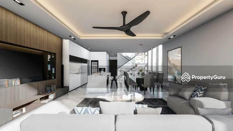 Brand New Corner Terrace for Sale #129994881