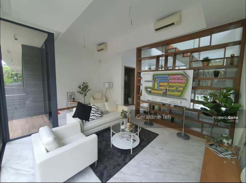 BRAND NEW 3 STOREY LANDED LIVING WALKING DISTANCE TO MRT #130035171