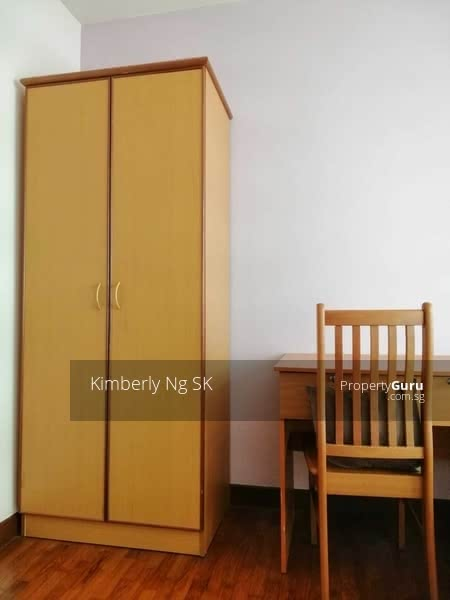 Study Desk and Cabinet