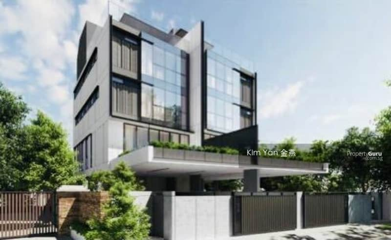 Brand New/Luxury Freehold Semi-D, Lift/swimming pool/marble floor/5 bedrooms all ensuite/Park 2 cars #130065419