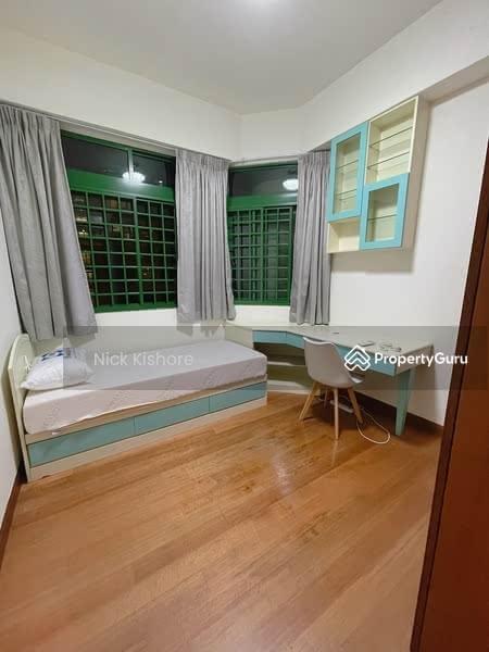 Spacious common bedroom