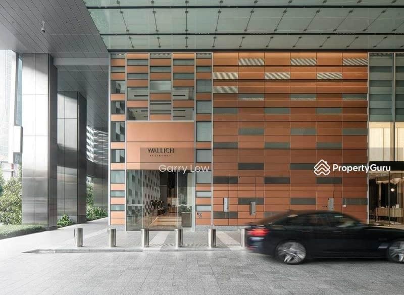 Wallich Residence #130104613
