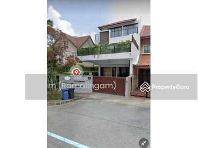 For Sale - Newly rebuilt 3 storey semi detached with basement @ Jalan Leban