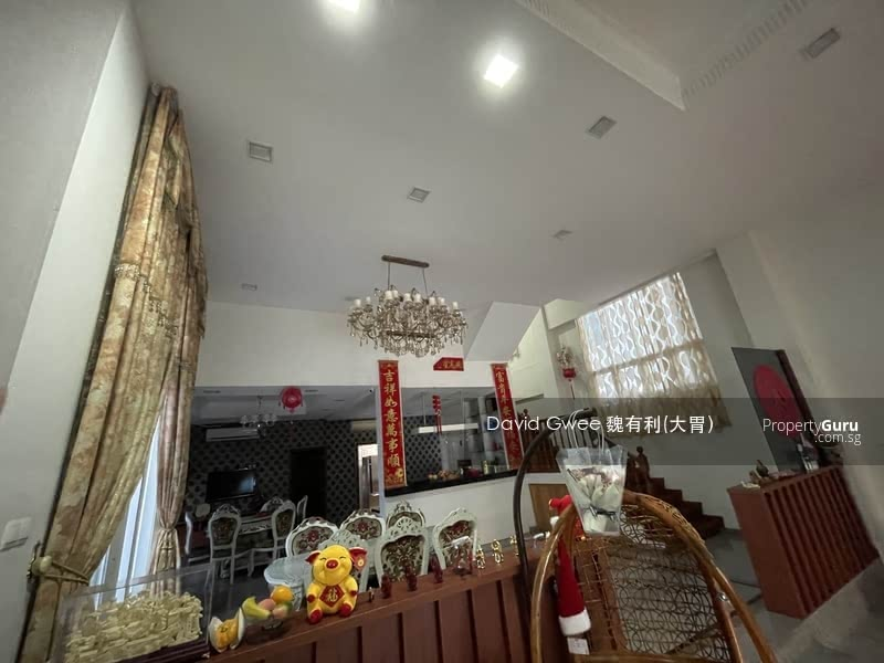 For Sale - Double Volume Ceiling With Road Level Basement Call David 81394988 Now!