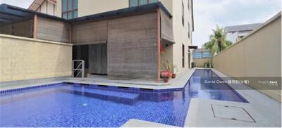 For Sale - Goodman Estate Bungalow Villa Living in Semi D Plot Call David 81394988 Now!