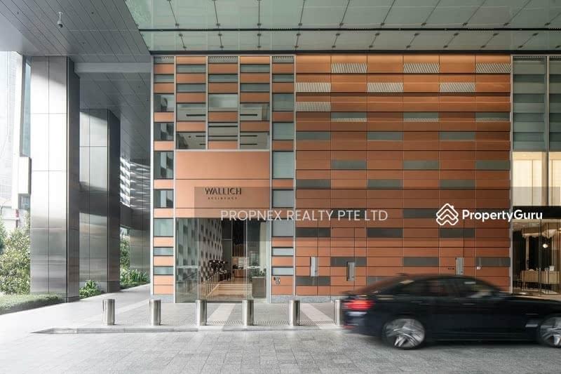 Wallich Residence #130259033