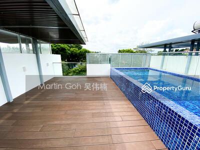 For Sale - Modern Terraced House @ Jalan Lim Tai See (93202020)