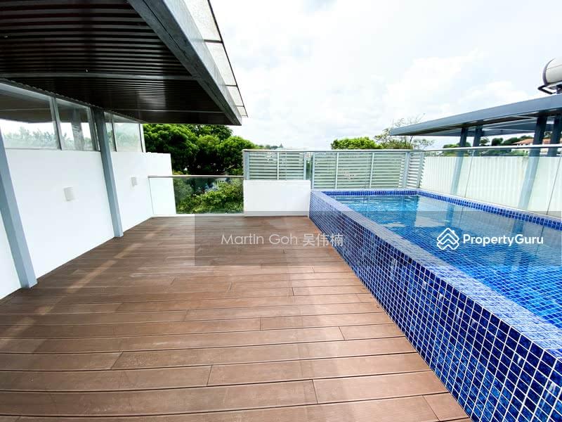 Modern Terraced House @ Jalan Lim Tai See (93202020) #130270323