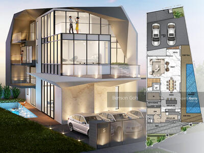 For Sale - ★ Orchard Boulevard ★ Brand New ★ Bespoke Luxury Landed Homes ★