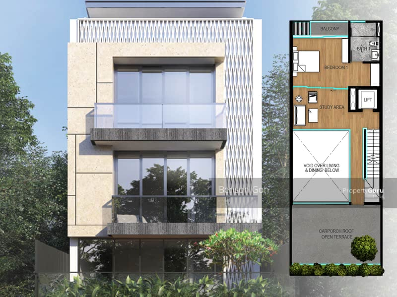 ★ Orchard ★ Brand New ★ Bespoke Luxury Landed Homes ★ #130287191