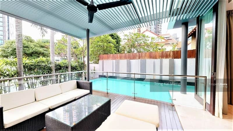 ⭐️WOW !! GOOD AS NEW !! LIFESTYLE FH BUNGALOW !! Prestigious One Tree Hill !! With B/ment & Lap Pool #130293701