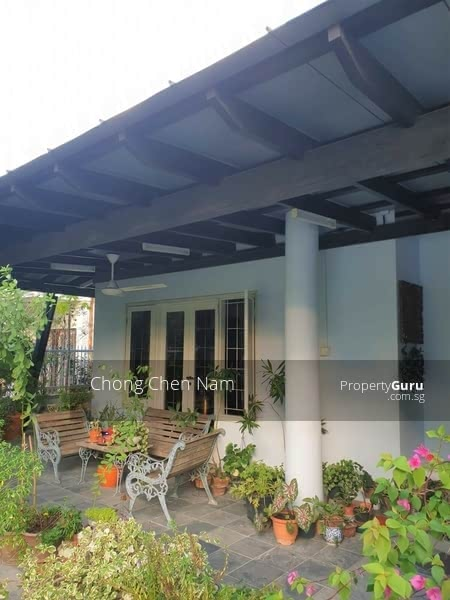 D16 LOW PSF $$ SEMI-D AT SIMPANG BEDOK. RENOVATED. NICE GARDEN. WITHIN 1 KM TO  RED SWASTIKA SCH #130294485