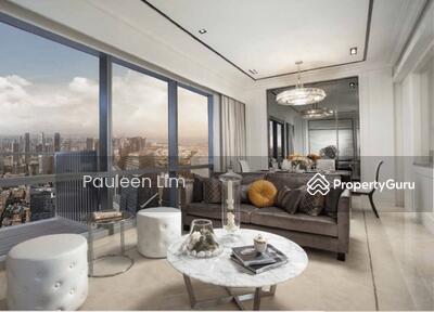 For Rent - Wallich Residences - Luxury Condo 2 bedrooms/3bedrooms/4 bedrooms 华利世家豪宅 2房/3房/4房