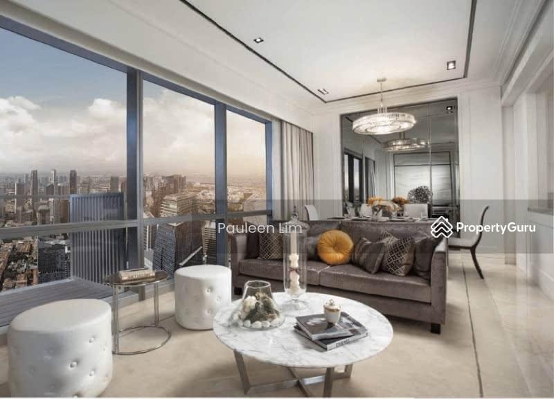 Wallich Residences - Luxury Condo 2 bedrooms/3bedrooms/4 bedrooms 华利世家豪宅 2房/3房/4房 #130302955