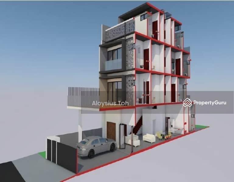 Simon lane Terrace Near Kovan MRT #130303439