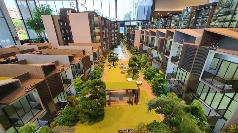 Only 8 Units Left*Cluster House*Buona Vista #130311401